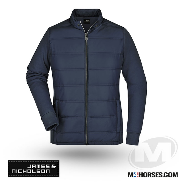 Hybrid Sweat Jacket