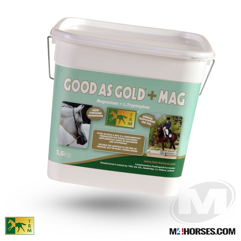 Good As Gold met magnesium