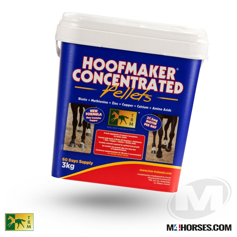 Hoofmaker 'concentrated'
